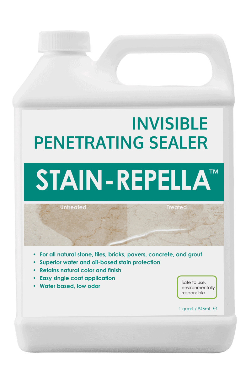 Stain-Repella Invisible Penetrating Sealer
